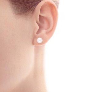 Tiffany pearl earring